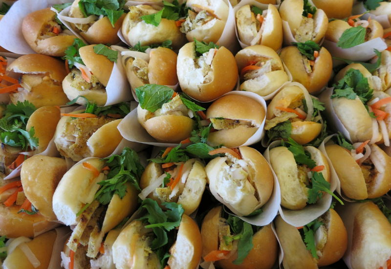 Left Coast Catering | A San Francisco based catering company